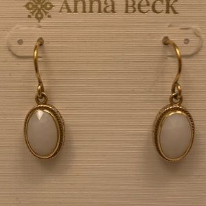 Anna Beck drop earrings